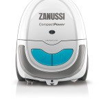 The Zanussi is a very compact cylinder