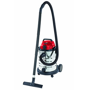 The Einhell TE-VC 1930 is a powerful wet and dry vac
