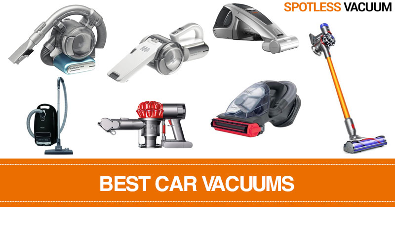 List of the Best Car Vacuums