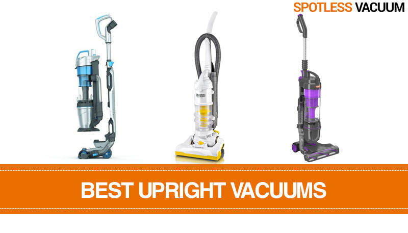 SpotlessVacuum.co.uk's Top Upright Vacuums