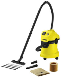 Karcher WD3 P Tough Vac