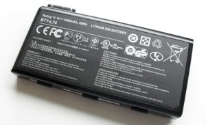 Example of a Lithium-Ion Battery
