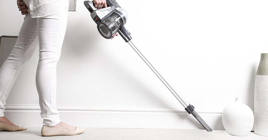 Hoover FD22G with Crevice Tool