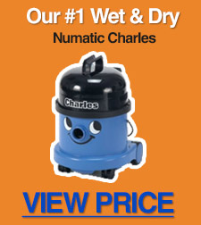 The Numatic Charles is our top pick in this category