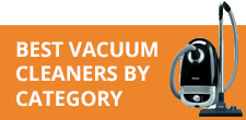 Top vacuums by category