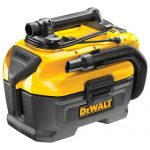 The Dewalt DCV582 is a wet and dry vacuum cleaner