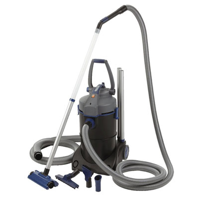 The Oase Pondovac 4 is my top pick for a pond vacuum