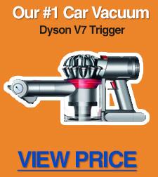 Top car vacuum