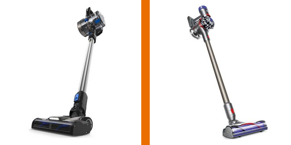 Vax Blade 32V vs Dyson V8 Animal