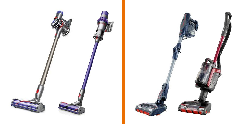 Cordless comparison