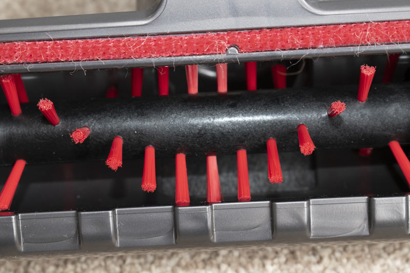 Mini motorised brush bar