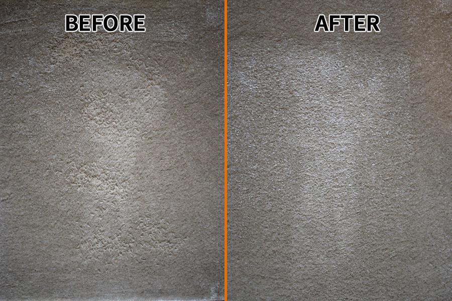 Carpet rice check