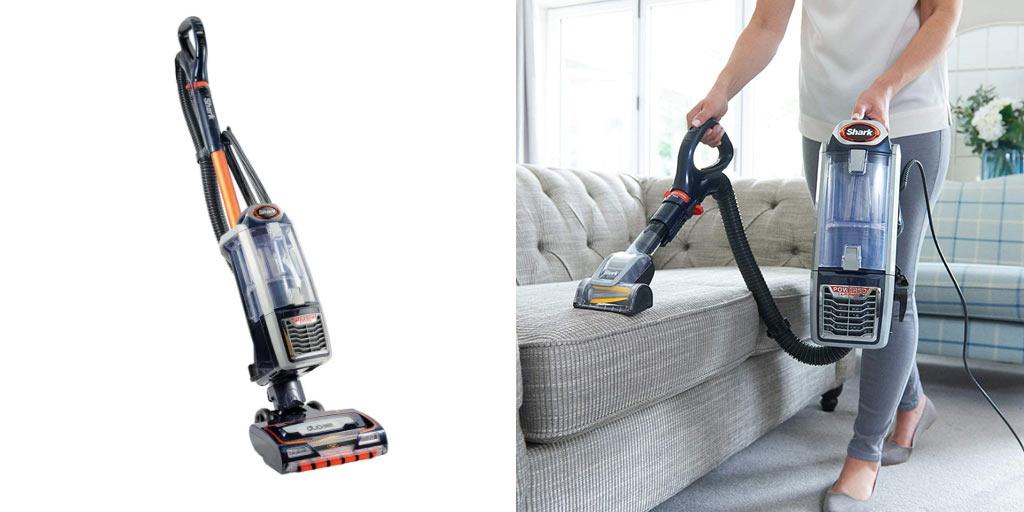 The vacuum design
