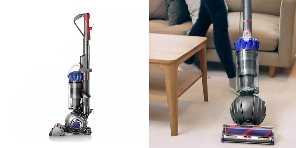 The Dyson Small Ball Allergy Vacuum