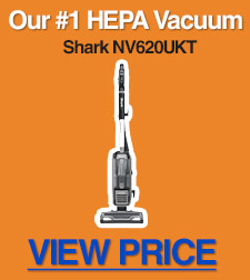 This is our top pick for a HEPA vacuum
