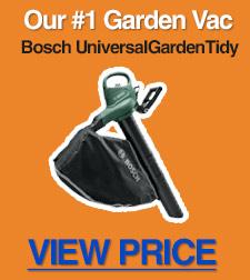 Our top garden vac